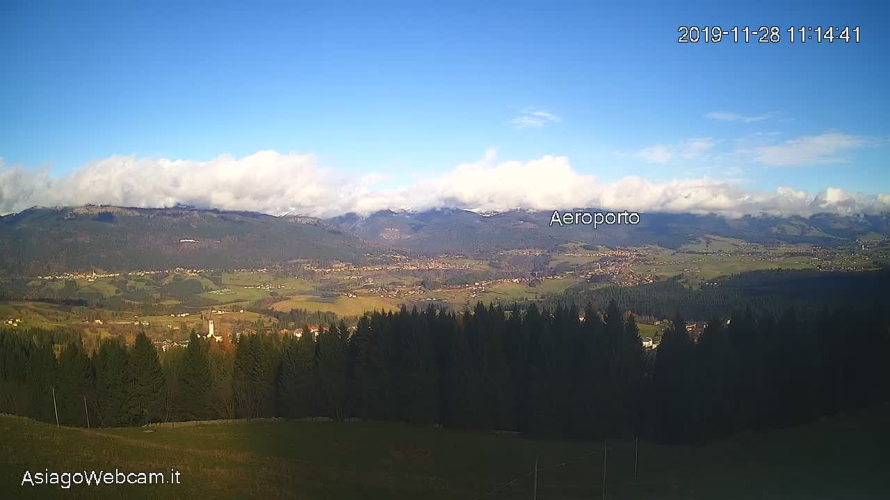 Webcam Cesuna 1.000 m. (VI)