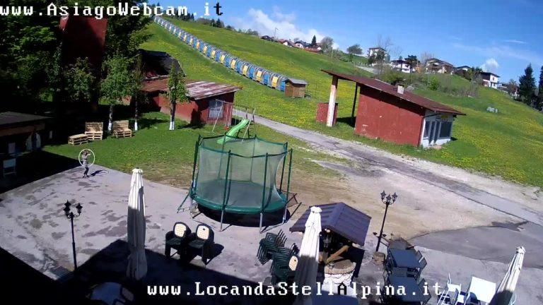 Treschè Conca – Locanda Stella Alpina – Live cam