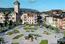 Webcam Asiago- Piazza - Live SetteComuniit- asiagowebcamit