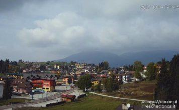 Webcam Treschè Conca; Altopiano sette comuni; asiago