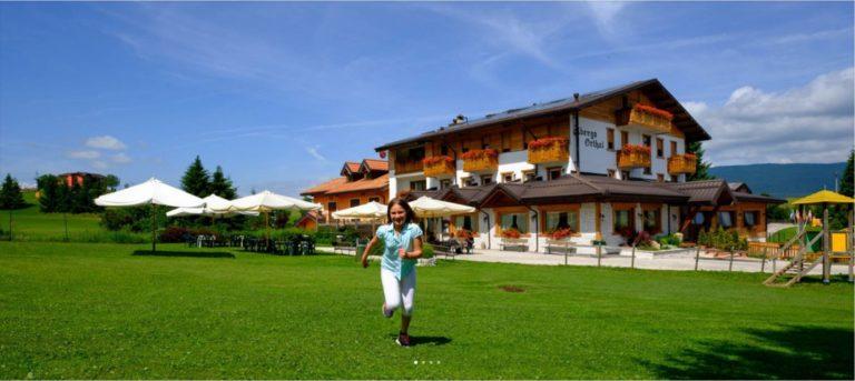 Hotel Orthal Kaberlaba – Asiago