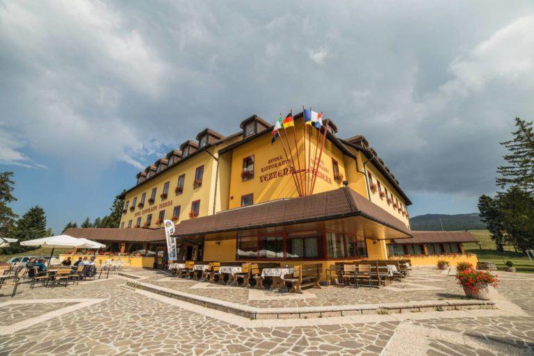 Hotel Vezzena – Levico Terme