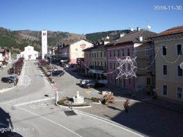 Comune di Foza – Piazza – Live webcam